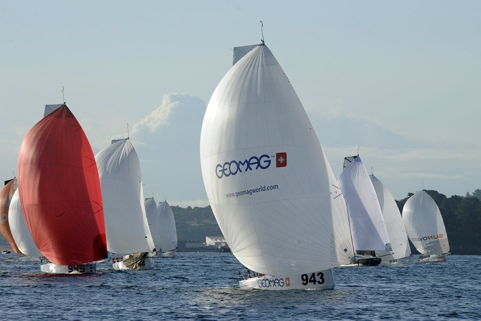 Seconda vittoria al Mini Fastnet!!
